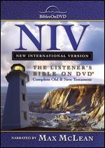 NIV The Listener's Bible on DVD: Complete Old & New Testament