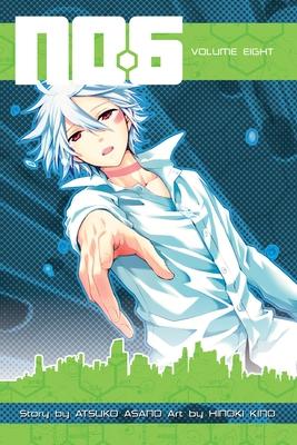 No. 6 Volume 8 - Asano, Atsuko