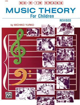 No H in Snake: Music Theory for Children, Comb Bound Book - Yurko, Michiko