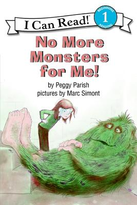 No More Monsters for Me! - Parish, Peggy