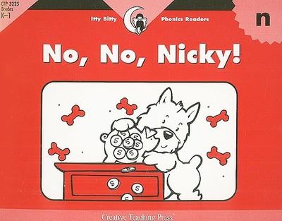 No, No, Nicky! - Williams, Rozanne Lanczak