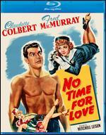 No Time for Love [Blu-ray]