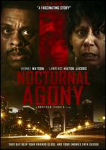 Nocturnal Agony - Shuaib Mitchell