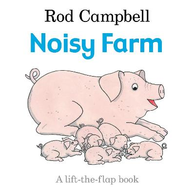 Noisy Farm - Campbell, Rod