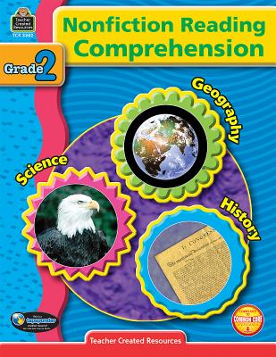 Nonfiction Reading Comprehension Grade 2 - Teacher Created Resources