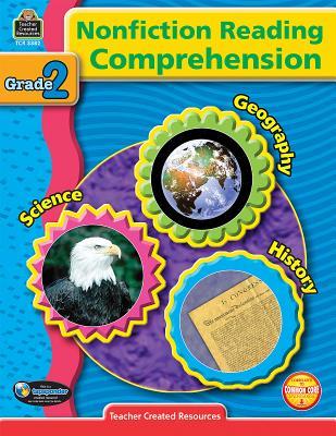 Nonfiction Reading Comprehension: Grade 2 - Housel, Debra J