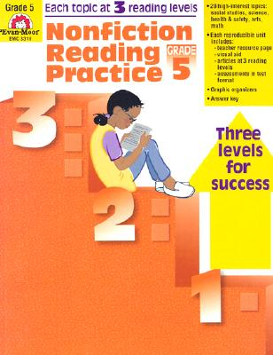 Nonfiction Reading Practice Grade 5 - Graff, Mike