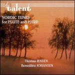 Nordic Tunes for Flute & Harp