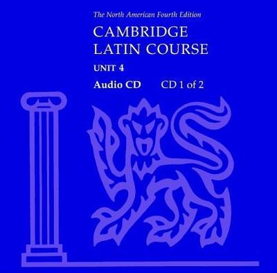 North American Cambridge Latin Course Unit 4 Audio CD - North American Cambridge Classics Project