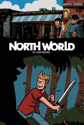 North World Volume 1: The Epic of Conrad - Brown, Lars