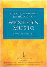 Norton Recorded Anthology of Western Music: Concise Version [Box Set]