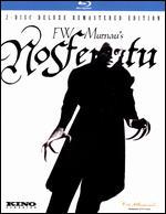 Nosferatu [Deluxe Edition] [2 Discs] [Blu-ray] - F.W. Murnau