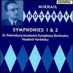 Nosyrev: Symphonies 1 & 2