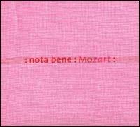 Nota Bene: Mozart -