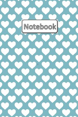 Notebook: 6 x 9, Wide Ruled, 120 pages, Journal, Diary, Composition Book, Baby Boy Colors - McAvoy, Kelly H