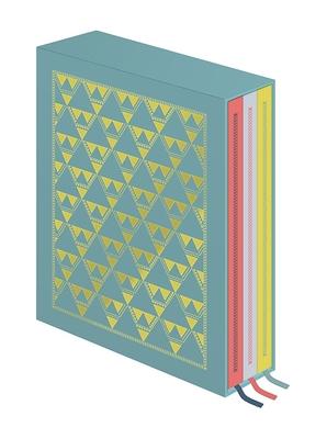 Notebook Box Set - Potter Style