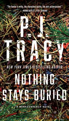 Nothing Stays Buried - Tracy, P J