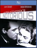 Notorious [Blu-ray] - Alfred Hitchcock