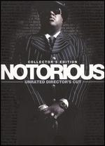 Notorious [Collector's Edition] [Unrated Director's Cut] [3 Discs] [Includes Digital Copy]