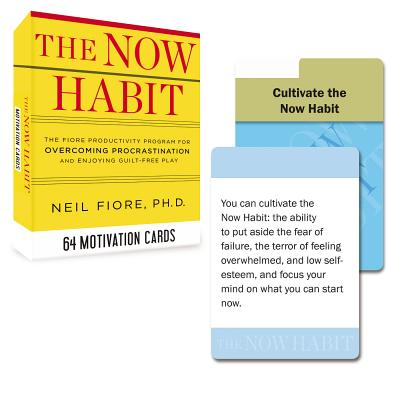 Now Habit Motivation Cards - Fiore, Neil