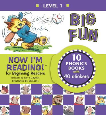 Now I'm Reading! Level 1: Big Fun - Gaydos, Nora