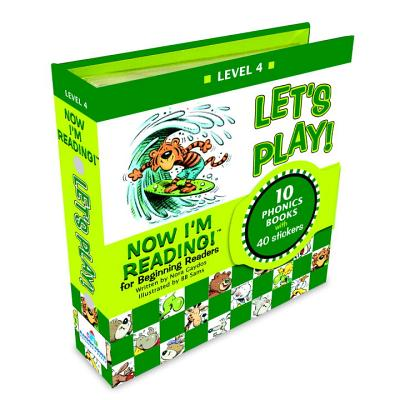 Now I'm Reading! Level 4: Let's Play! - Gaydos, Nora