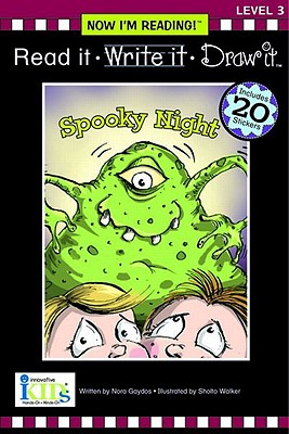 Now I'm Reading Spooky Night Level 3 - Gaydos, Nora
