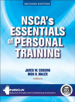 NSCA's Essentials of Personal Training - Nsca -National Strength & Conditioning Association