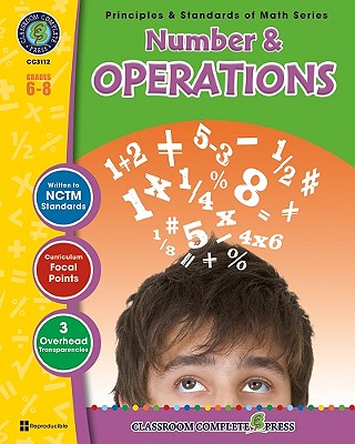 Number and Operations, Grades 6-8 - Reed, Nat