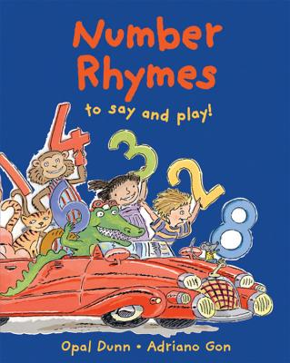 Number Rhymes to Say and Play! - Dunn, Opal