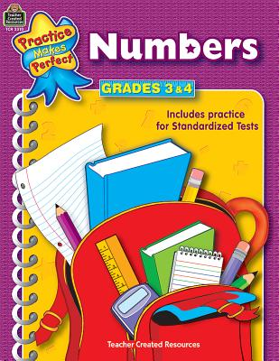 Numbers Grades 3-4 - Teacher Created Resources