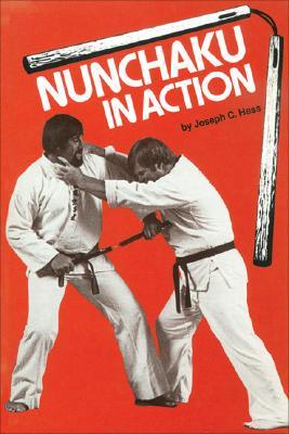 Nunchaku in Action - Hess, Joseph C, and Lee, Gregory (Photographer)