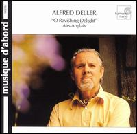O Ravishing Delight - Alfred Deller (counter tenor)