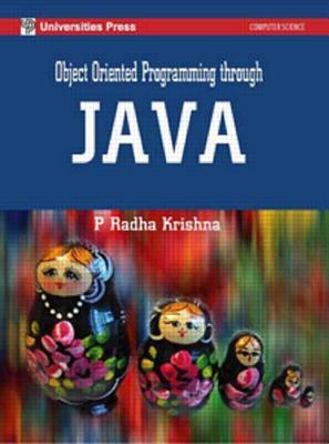Object Oriented Programming Through Java - Krishna, P Radha