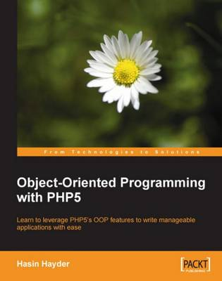 Object-Oriented Programming with Php5 - Hayder, Hasin