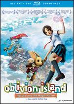 Oblivion Island: Haruka and the Magic Mirror [2 Discs] [Blu-ray/DVD]