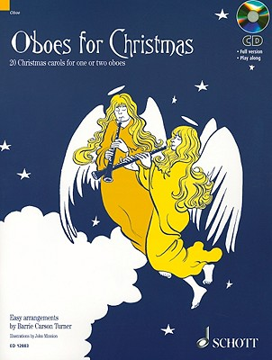 Oboes for Christmas: 20 Christmas Carols for One or Two Oboes - Turner, Barrie Carson