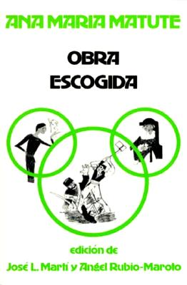 Obra Escogida - Escogida, Obra, and Rubio-Maroto, Angel, and Marti, Jose L