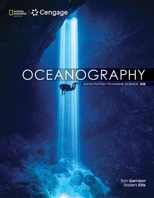 Oceanography: An Invitation to Marine Science - Garrison, Tom, and Ellis, Robert