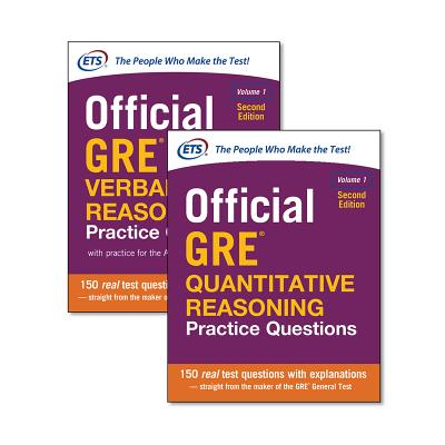 Official GRE Value Combo - Educational Testing Service