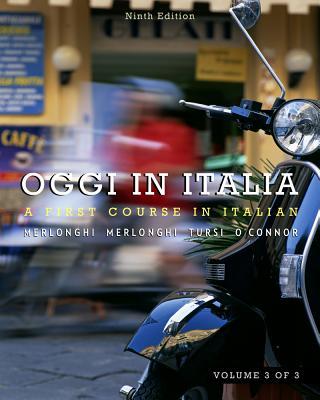 Oggi in Italia, Volume III - Merlonghi, Franca, and Merlonghi, Ferdinando, and Tursi, Joseph