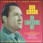 Oh Lonesome Me [Collectables]