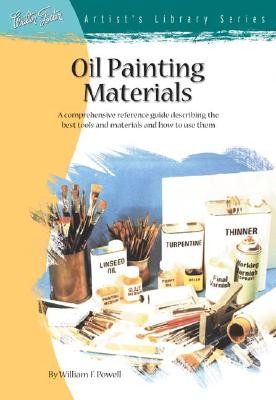 Oil Painting Materials - Powell, William F