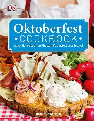 Oktoberfest Cookbook - Skowronek, Julia