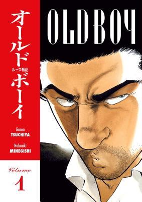 Old Boy, Volume 1 - Tsuchiya, Garon