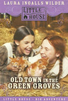 Old Town in the Green Groves: Laura Ingalls Wilder's Lost Little House Years - Rylant, Cynthia