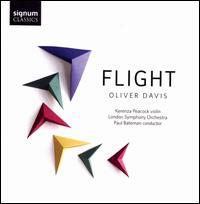 Oliver Davis: Flight - Alex Gale (viola); Ben Russell (double bass); Dorothea Vogel (viola); Huw Watkins (piano); Kerenza Peacock (violin);...