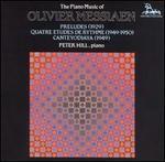 Olivier Messiaen: Études de rhythme; Canteyodjaya; Four Etudes