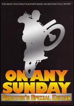 On Any Sunday [2 Discs] [Director's Special Edition] - Bruce Brown