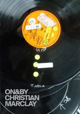 On&by Christian Marclay - Criqui, Jean-Pierre (Editor)